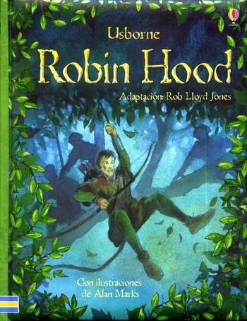 robin hood - adaptación: rob lloyd jones