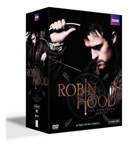 robin hood boxset con la serie completa de tv en dvd