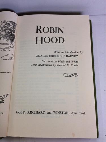 robin hood (en inglés)