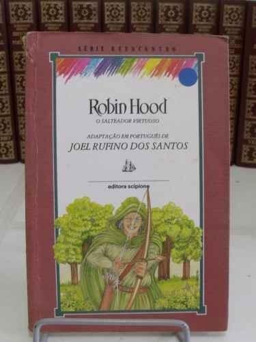 robin hood - o salteador virtuoso