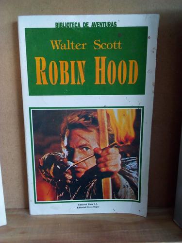 robin hood ,walter scott,