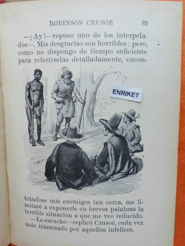 robinson crusoe, daniel, 1934