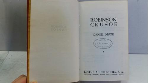 robinson crusoe. daniel defoe