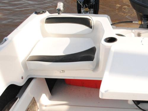 robinson mantra 520 con 60hp y trailer