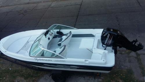 robinson mantra con mercury 50 hp 4 tiempos ecologico