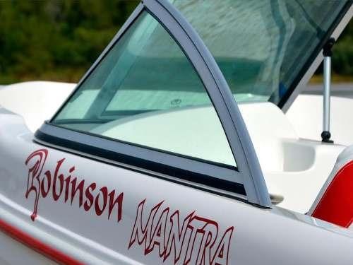 robinson mantra con mercury 60 hp 4 tiempos ecologico