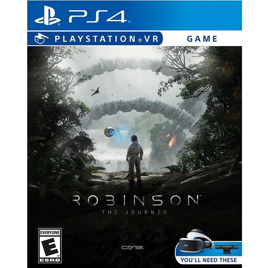 Robinson The Journey Ps Vr Juego Ps4 Playstation 4 Digital 914