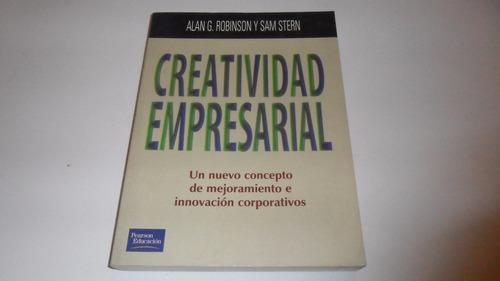 robinson y stern creatividad empresarial buen estado general