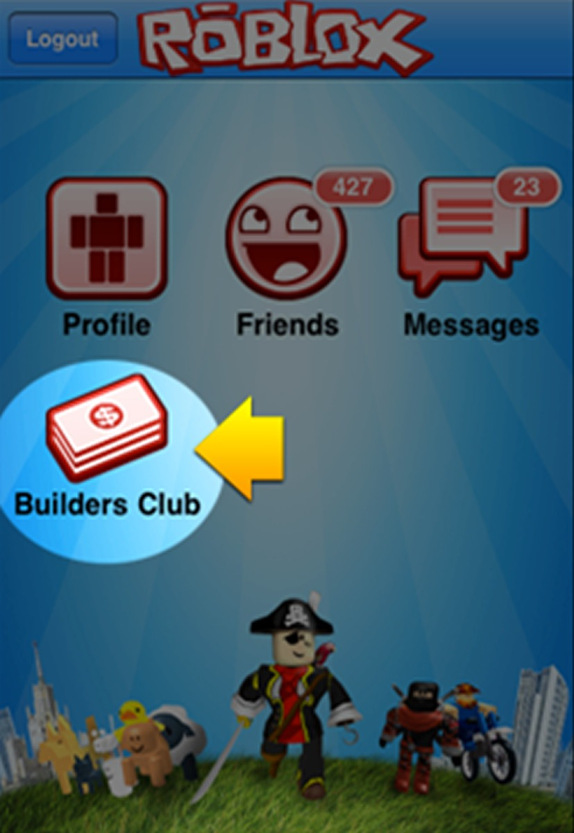 Roblox - Builders Club 1 Mes - Entrega Inmediata