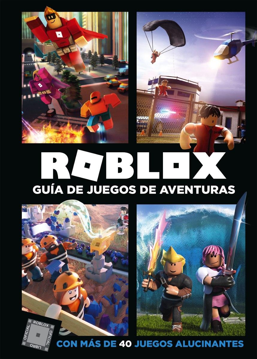 Roblox Guia De Juegos De Aventu Envio Gratis 25 Dias 1 510 00