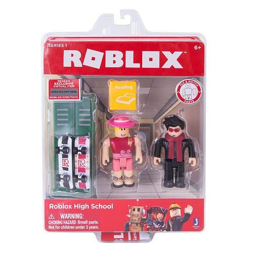 roblox high school series 1