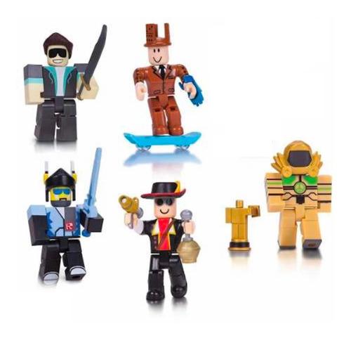 roblox legends paquete 5 figuras