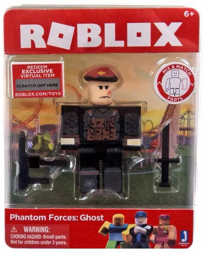 roblox phantom forces: ghost envio gratis