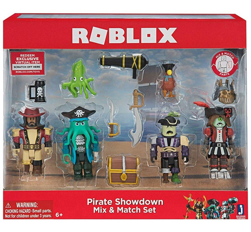 roblox - pirate showdown mix and match - con codigo