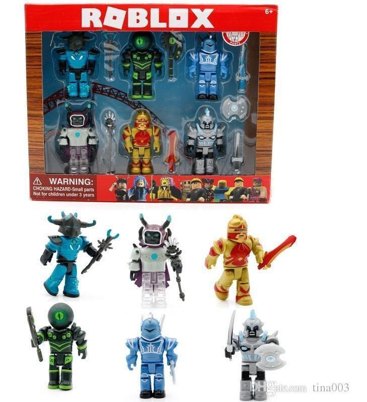 figuras de roblox en mercado libre uruguay Roblox Set 6 Figuras 1 590 00 En Mercado Libre