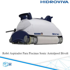 Robô Aspirador Para Piscinas Sonic  Astralpool Bivolt