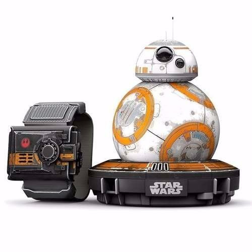 robo bb8 sphero star wars edicao especial novo com garantia