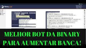 robo binary thor+ queiroz 2.0