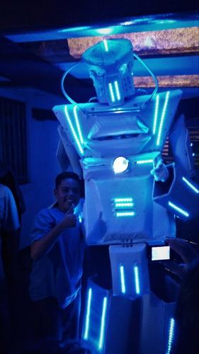 robo de led para festas, eventos, casamentos