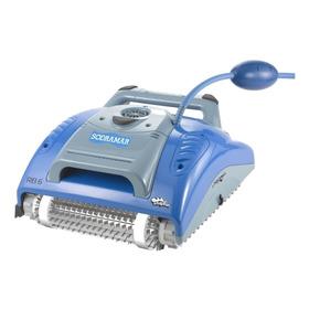 Robô Filtro De Piscina Aspirador Automático Limpa Até 12m Rb6 Sobe Parede Limpeza Completa - Sodramar Xt5