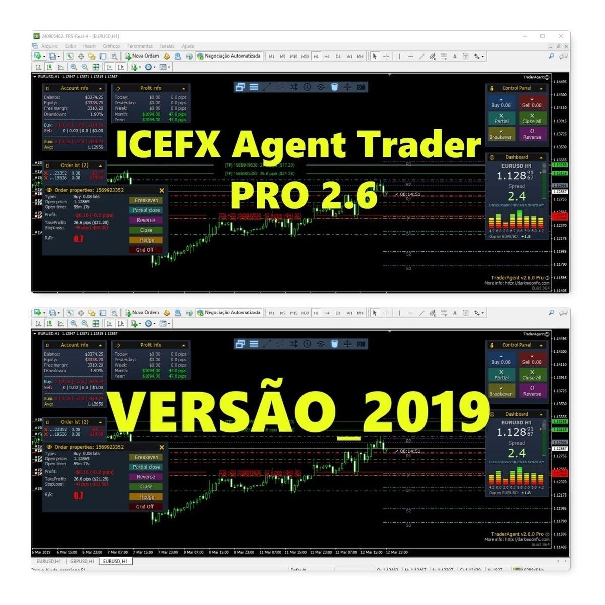 Robo Forex Icefx Agent Trader Pro 2 6_vidéo Aqui