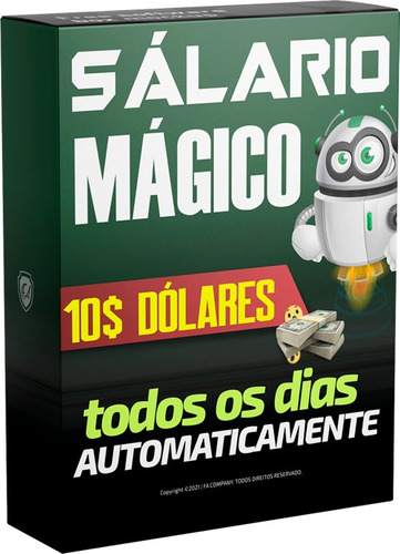 robo salario magico para operar na corretora binary