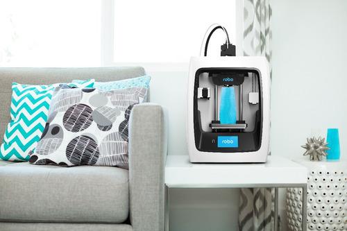 robo3d c2 - impresora 3d inteligente