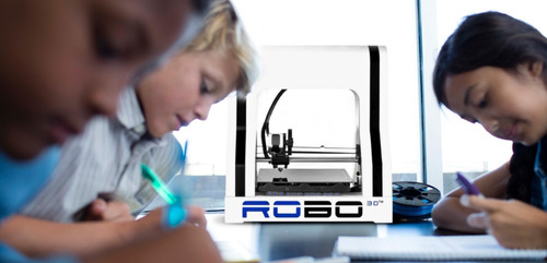 robo3d r1+ impresora 3d