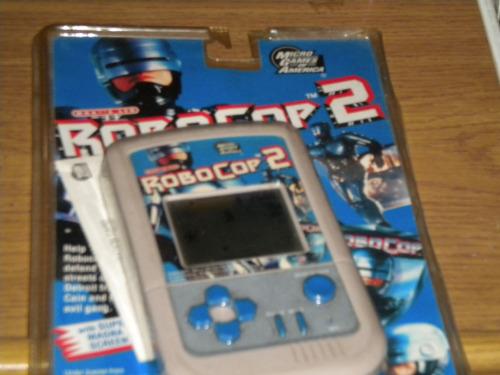 robocop 2 videojuego micro games tipo game & watch seminuevo