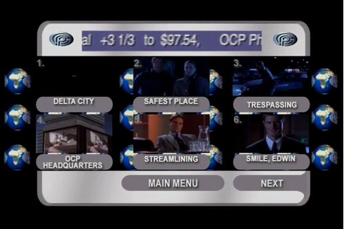 robocop - prime directives - justiça cega - legendado