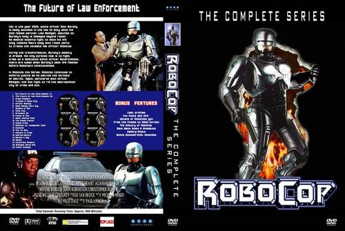 robocop - seriado dublado