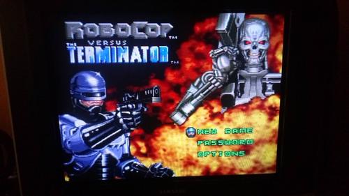 robocop vs terminator snes