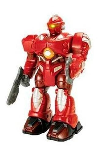 robot 17 cm luz y movimiento m.a.r.s robot 4075t-4078t