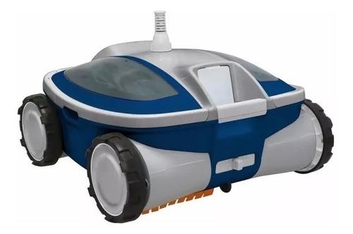 robot barrefondo limpia piscina pileta aquabot