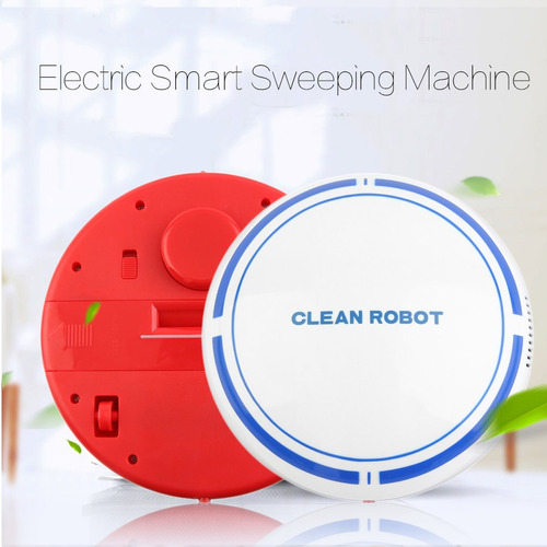 robot barrido inteligente recargable limpiador máquinas de