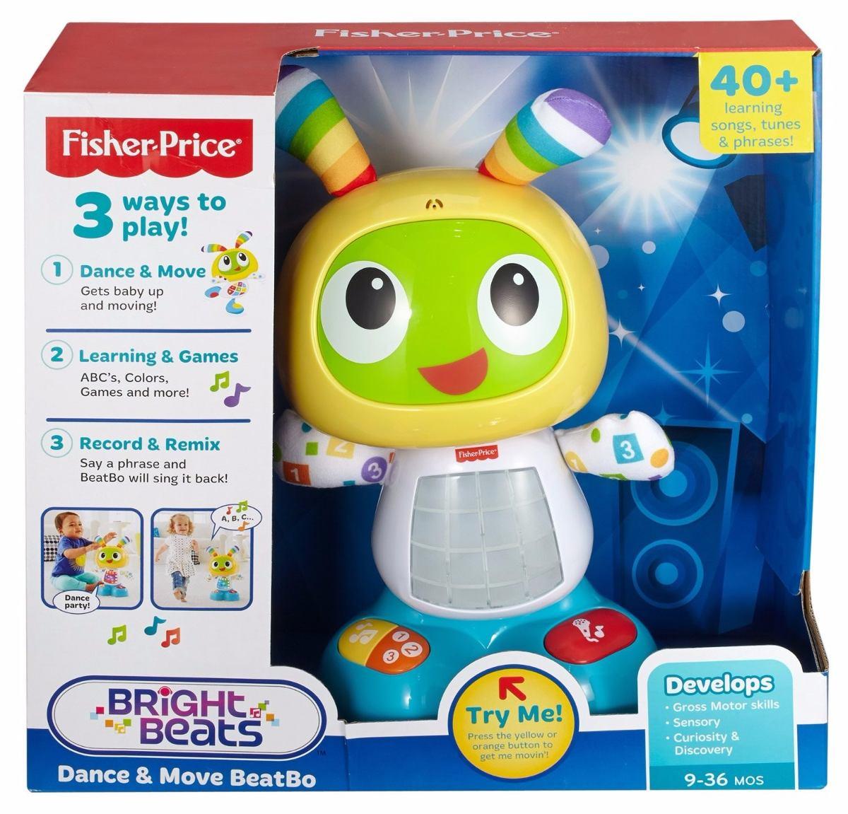 Robot Bi Bot Fisher Price 40 990 En Mercado Libre