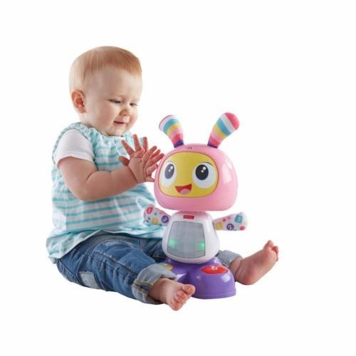 robot bibot bi bot rosa aprende conmigo fisher price s. Black Bedroom Furniture Sets. Home Design Ideas