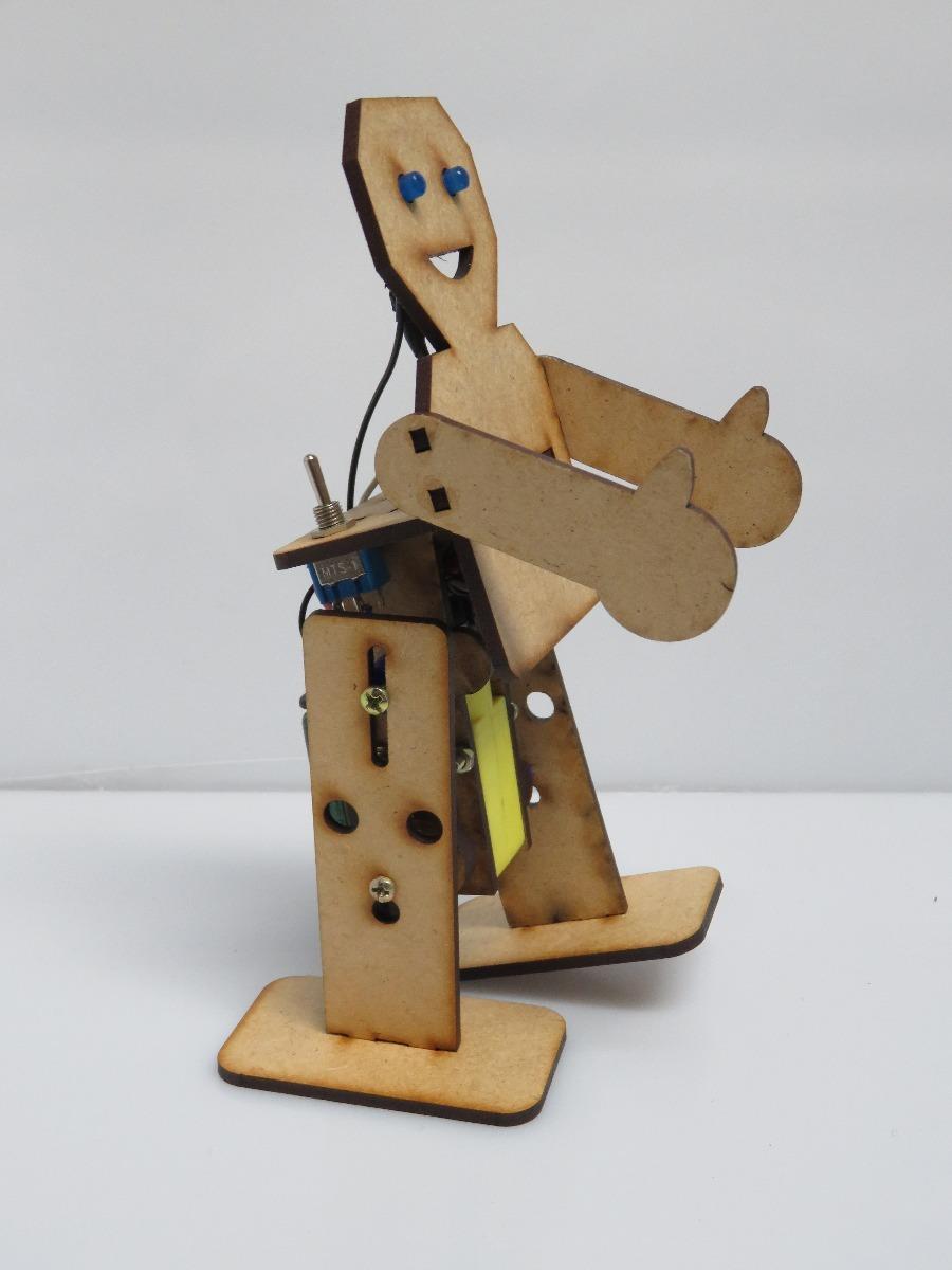 Robot bipedo s en mercado libre