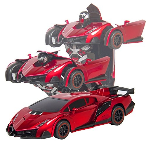 De Juguete Carro Control Robot A Transformer Remoto Para 9eWDI2YEH