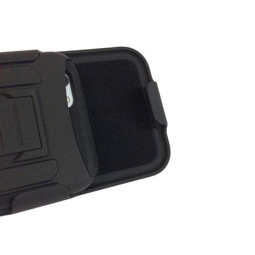 robot case citric iphone 6 negro