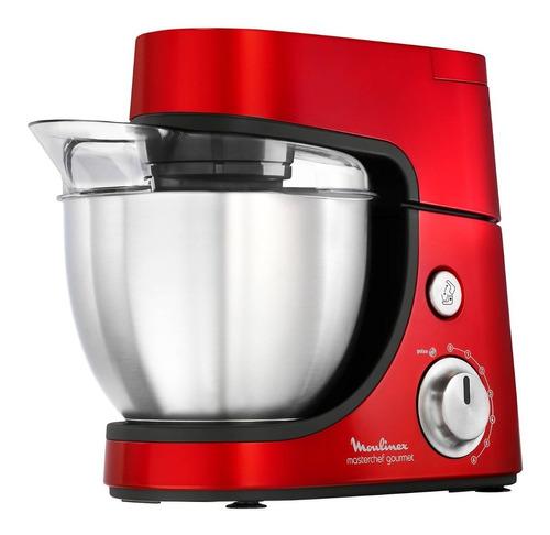 robot cocina mixer batidora moulinex masterchef gourmet 4.6l