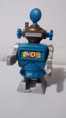 robot coleccion juguetes burger king