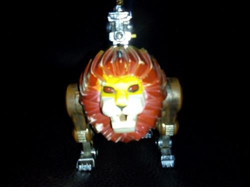 robot daltanious beralios lion bandai 1979