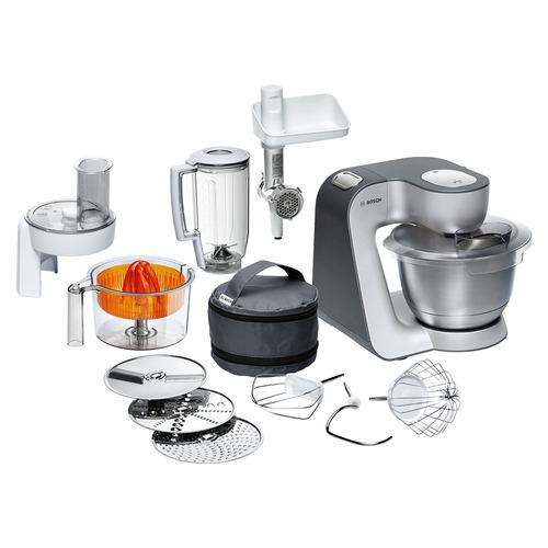 robot de cocina bosch mum56340 inoxidable