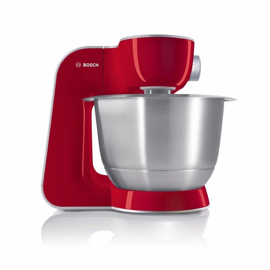 Robot de cocina bosch roja 900w multifuncion mum54720 u - Robot de cocina multifuncion ...
