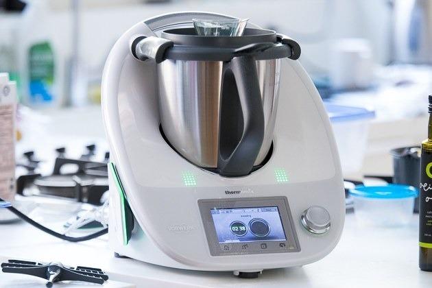 Superb Robot De Cocina Thermomix Tm5 Nuevo