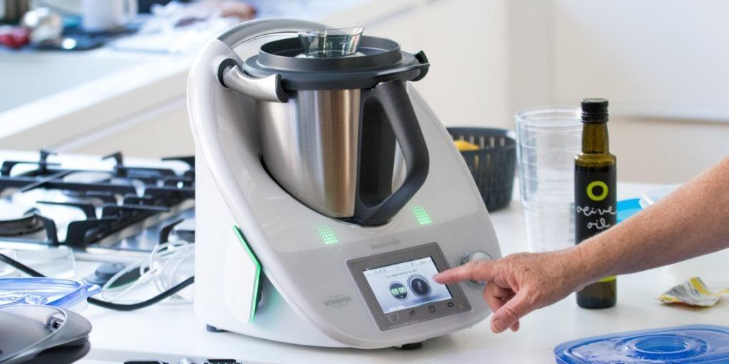 Robot De Cocina Thermomix Tm5 Nuevo 65 000 00 En Mercado Libre