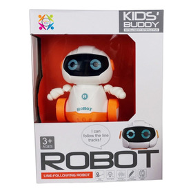 Robot De Juguete Buddy Kids