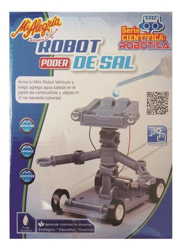 robot de sal