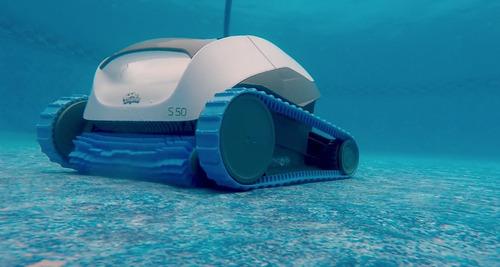 robot dolphin s50 - barrefondo automatico -  envio gratis